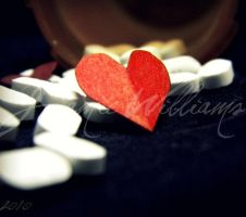 Heart and Pills. by RainbowCartilage
