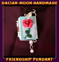 Friendship Pendant by NessaSilverwolf