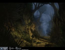 LOTR - Pathless Country by Trudsss
