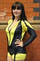 Silk Spectre Cosplay (2) by masimage