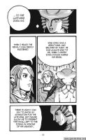 Legend of Zelda: The Edge and The Light-Chap1pg14 by QueenieChan