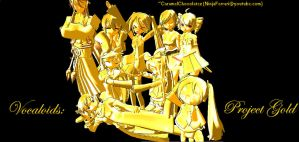 Vocaloid:ProjectGold-DOWNLOAD- by CaramelChocolatez