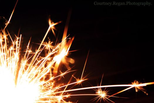 sparks. by c-rd