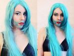 Lady Gaga + Conchita Wurst by MigraineSky