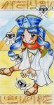 :C: Patra-kun bookmark by ann-chan20
