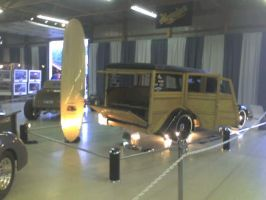 ford woody 2 by Ozzlander