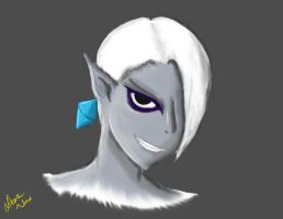 Ghirahim- quick speed draw by SugaryDeath