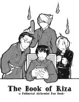The Book of Riza - cover by sweatshopcomics