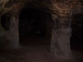 Cave Stock by XerStock