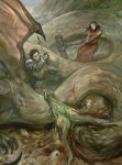 St George and the Dragon by JonHodgson