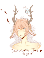 Jackalope Joe by milqo