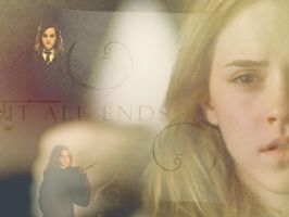 It all ends - Hermione by Lennves