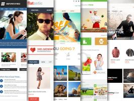 10 Best Retail / Business Shop Joomla CMS Themes by CursiveQ-Designs