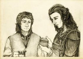 Discovering Mr Baggins - Dis by Nazgullow