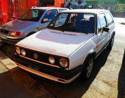 1983 Volkswagen Golf II GL by GladiatorRomanus