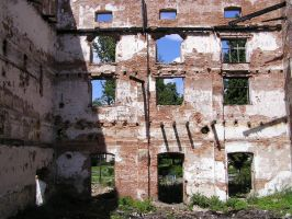 ruins 48 by Caltha-stock