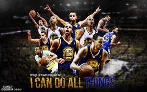 I Can Do All Things | Wallpaper by ClydeGraffix