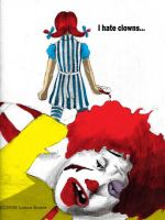 I Hate Clowns... by Marurun