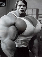 Arnold Huge Chest by UnitedbigMuscle