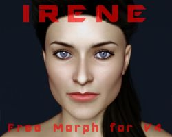 Irene morph freebie by Kadaj777