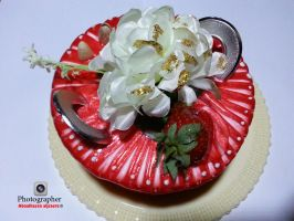 Cakes Valentine's day by hassn19