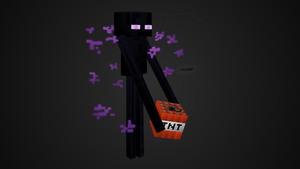 Enderman by Ktostam25