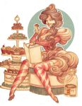 Candy Lady by kyla79