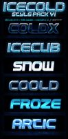 ICE COLD STYLES V1 by Industrykidz