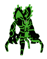 Ben 10K Biomnitrix Fusion - Upvine by TheRedJoker351