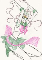 Sailor Jupiter by sailorangel