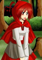 CR Little 'Red' Riding Hood by Ardrie