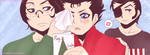 -Berkshire Sibling's Christmas. by Leeleechanlee