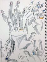 Hands #2 by hatoola13
