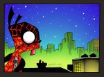 SPIDER-Gir by goRillA-iNK