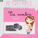 ID editable by ecocreations