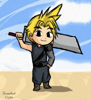 Wind Waker Cloud by ZerachielAmora