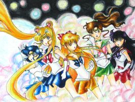 Sailor Moon by phoenix4ever