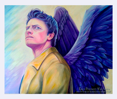 The man who would be king - Castiel. by Valk-Abarai