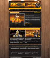 Basketball Central by DP16
