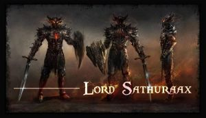Lord Sathuraax by Caelicorn