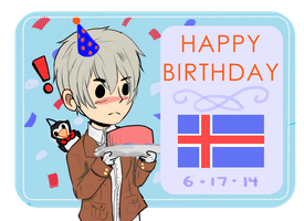 Happy Birthday Iceland! (6/17) by sjham