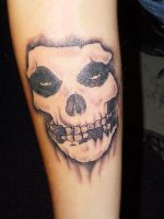 The Misfits have marked me by MacabreMajesty