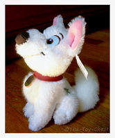 Disney Store - Mini Bolt Plush by The-Toy-Chest
