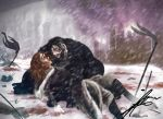 You know nothing, Jon Snow by JohnnyClark