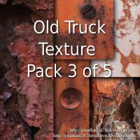 Old Truck Texture Package 3 by DustwaveStock