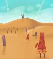 Journey: Travellers by Evergreen-Symphony
