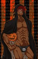 Happy Halloweenie by m-t-copyright