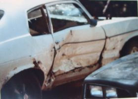 1974 nova wrecked by zanksworld