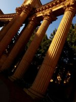 Palace Of Fine Arts San Francisco 03 by abelamario