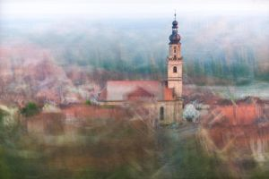 Photography-Painted Church by Quit007